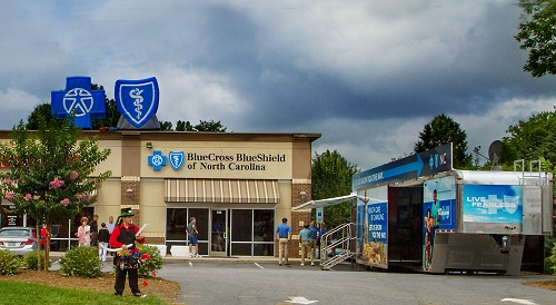 Blue Cross and Blue Shield of NC store open in Hickory NC