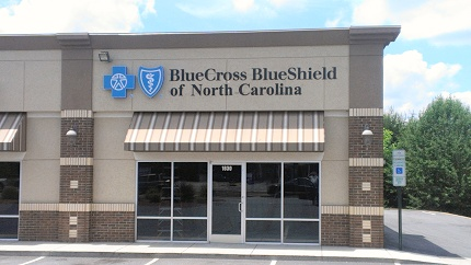 Blue Cross and Blue Shield of North Carolina store in Hickory NC